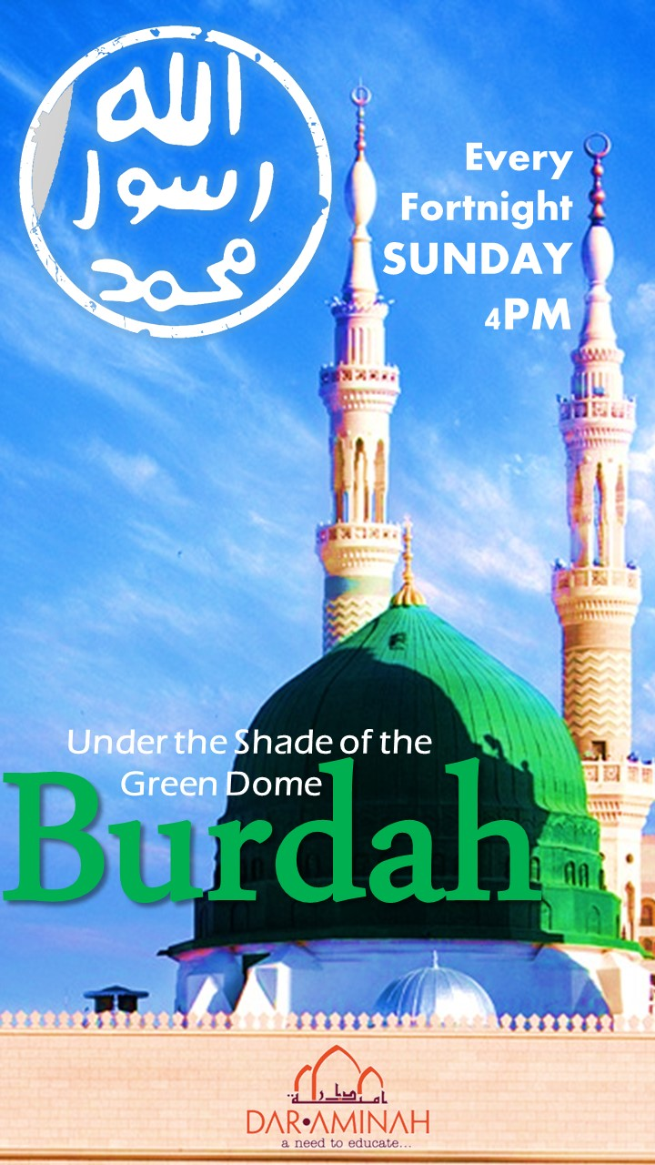 Burdah Gathering Poster 2015